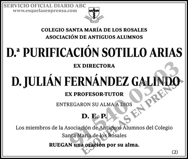 Purificación Sotillo Arias